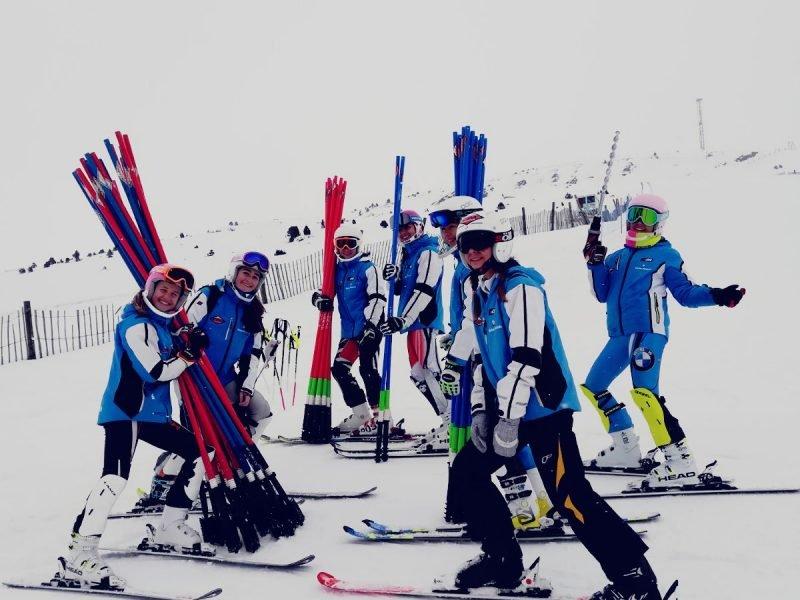 Cim esqui club grandvalira sisu 20-1-17