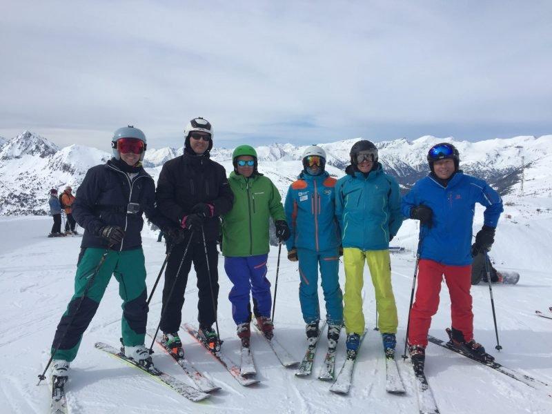 club esqui cerdanya puigcerda pas de la casa grandvalira masters 24-2-18